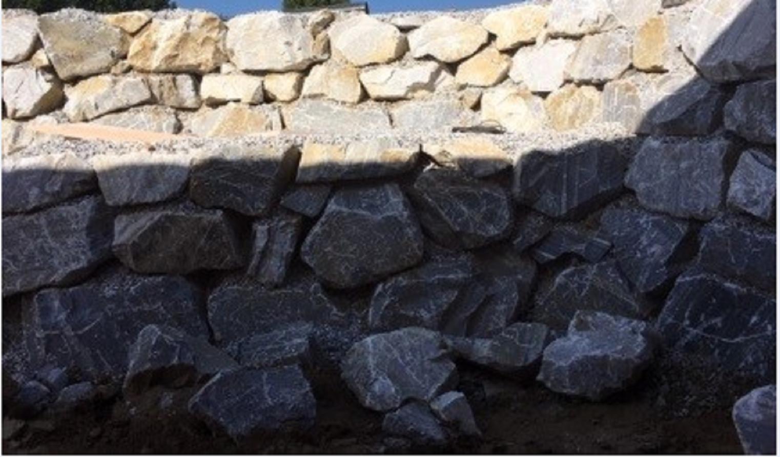 Steinschlichtung-41